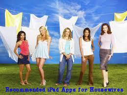 ipad apps for housewives