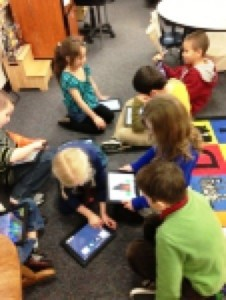 ipad mini for preschoolers