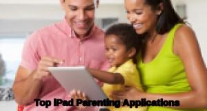 top ipad parenting applications